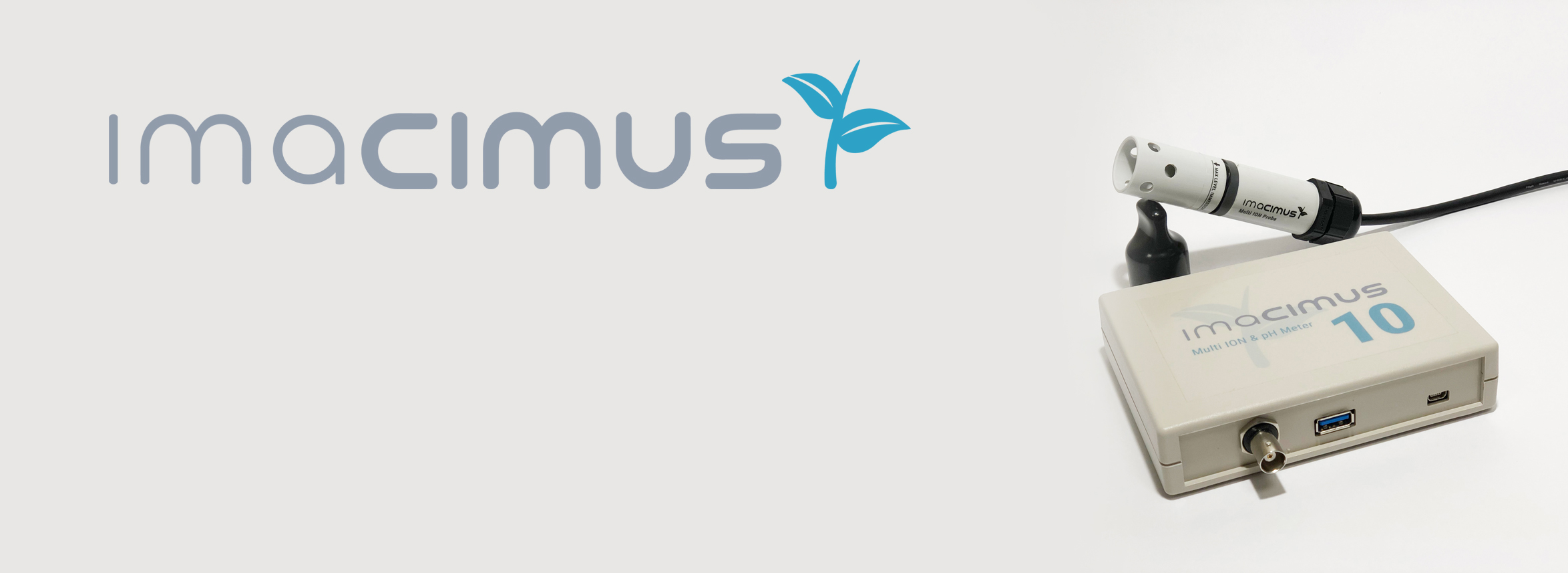 Imacimus 10 multi ion probe